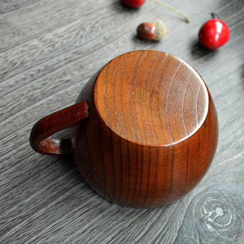 "Image of Wooden Mugs ""Simplicity"", Eco-Friendly"