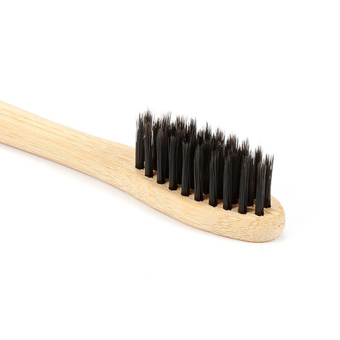 Image of Eco-Friendly Charcoal Toothbrush