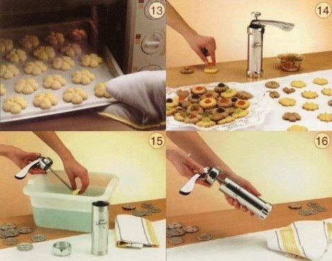 Image of Cookies Press Machine