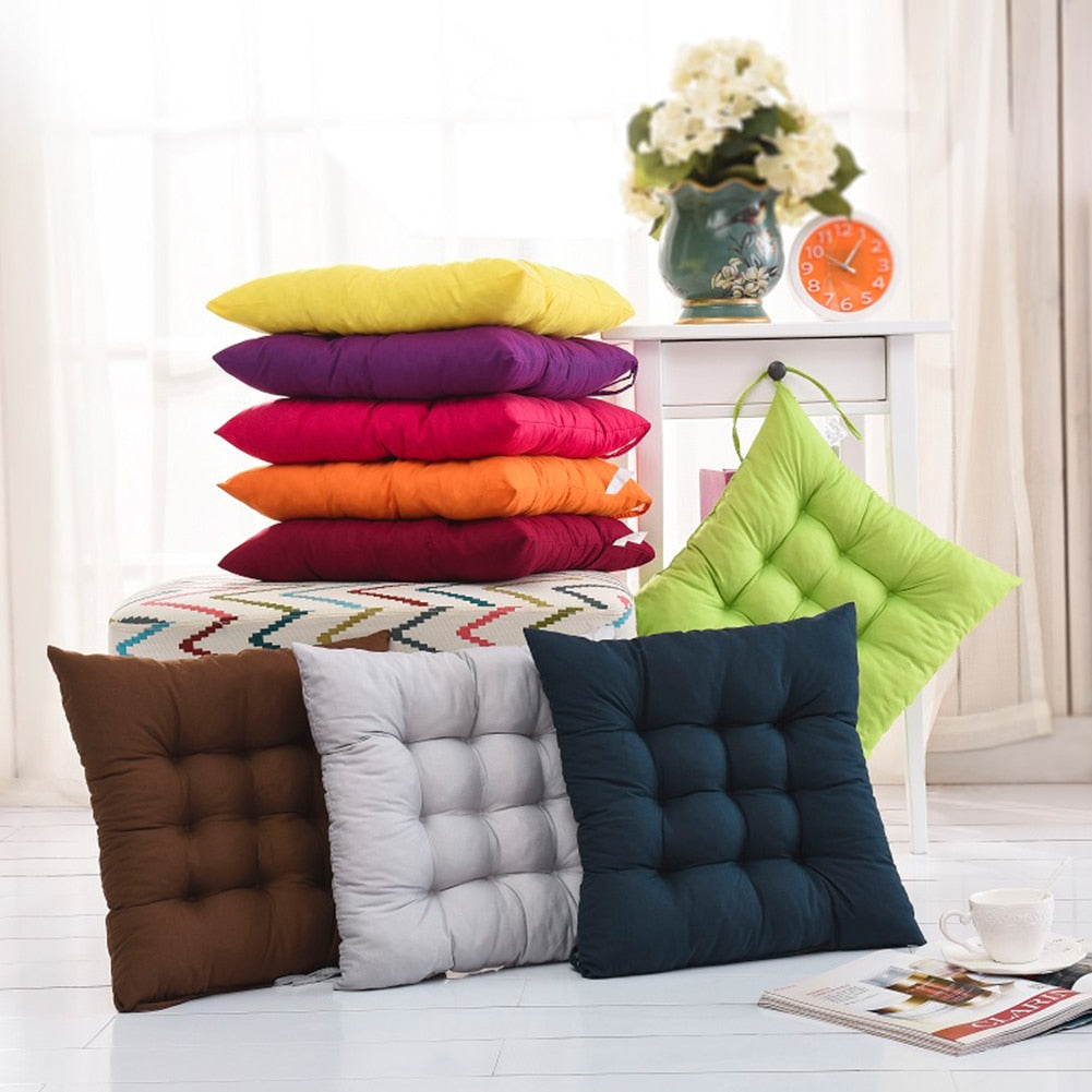 Comfortable Cotton Seat Cushion
