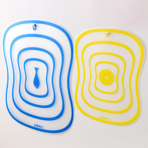 Image of Colour Coded Cutting Boards, 4 pcs.