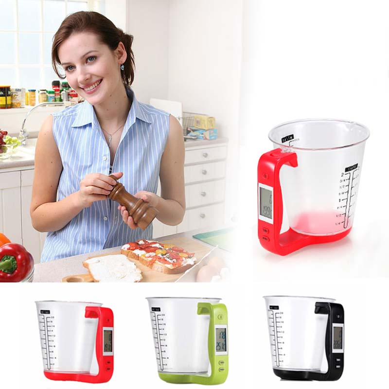 Multi-function Electronic Measuring Cups