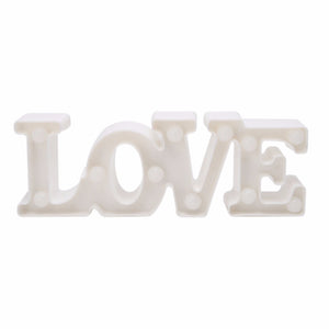 "Romantic 3D LED Night Lamp ""Love&Love"""