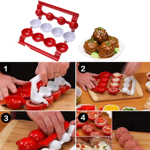Image of Meat/Fishballs DIY Mold