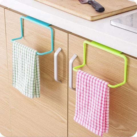 Image of Over Door Tea Towel Holder