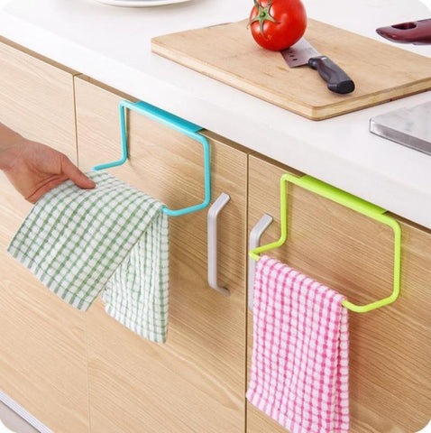 Over Door Tea Towel Holder