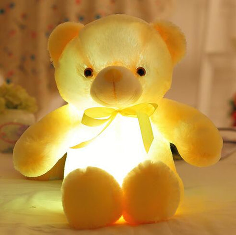 Image of LED Light Up Teddy Bear
