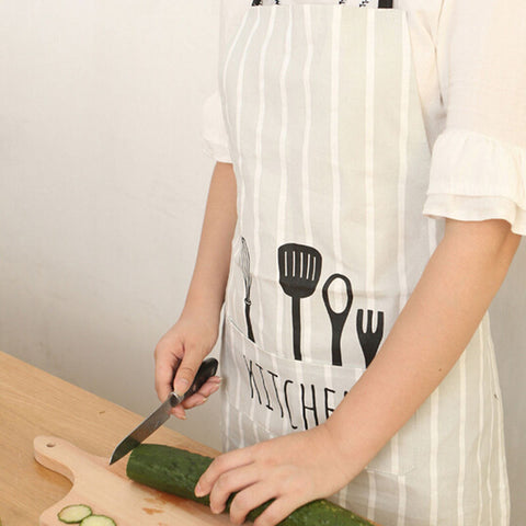 Chef Kitchen Apron