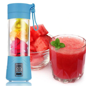 """Energy Up"" USB Rechargeable Blender"