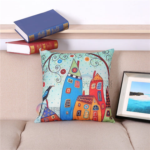 "Image of Cushion Cover ""European"""