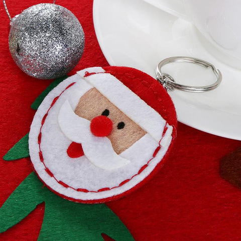 Image of Santa Claus Key Chain