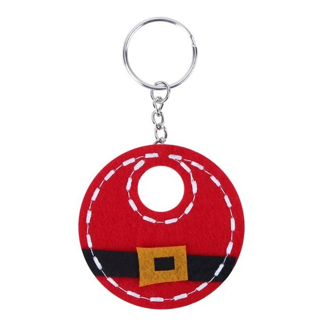Santa Claus Key Chain