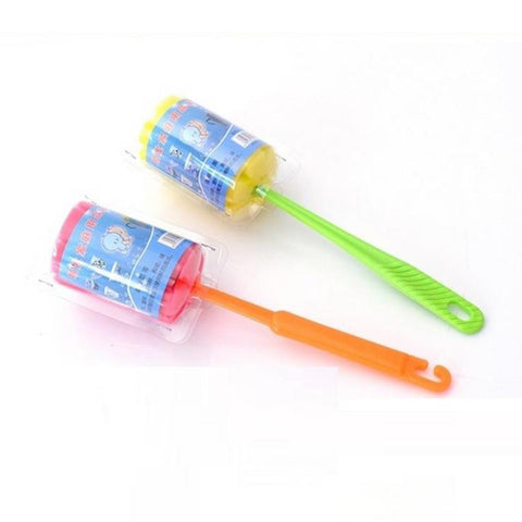 Kitchen Cleaning Tool Sponge Brush For Wine Glass