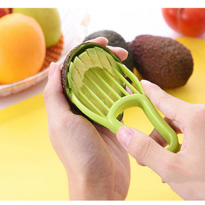 """Easy Fix"" 3-in-1 Avocado Slicer"