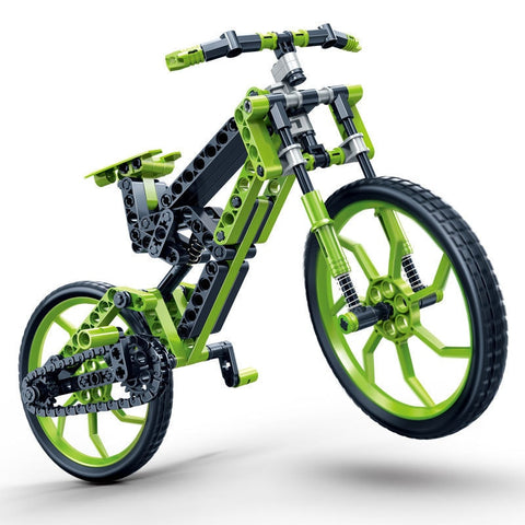 Kids MTB Bike Bicycle 3D Blocks Educational Toys