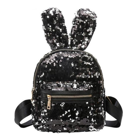 Image of Mini Sequins Backpack