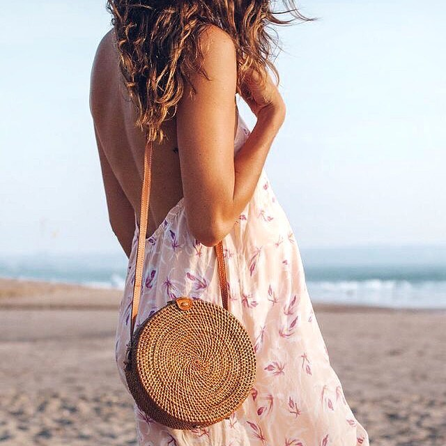 """Summer Vibes"" Handmade Summer Bags for Women"