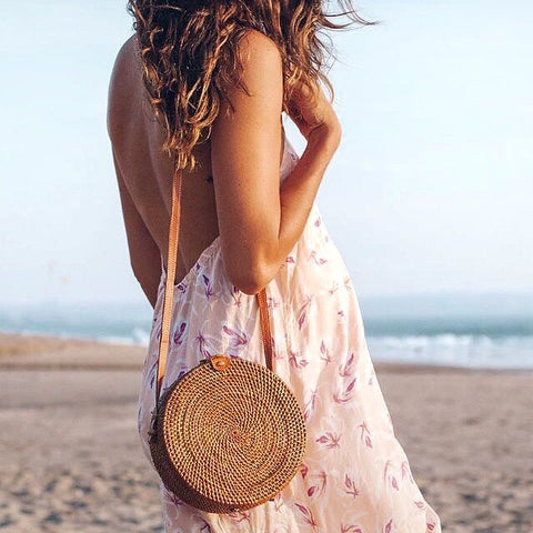 "Image of ""Summer Vibes"" Handmade Summer Bags for Women"