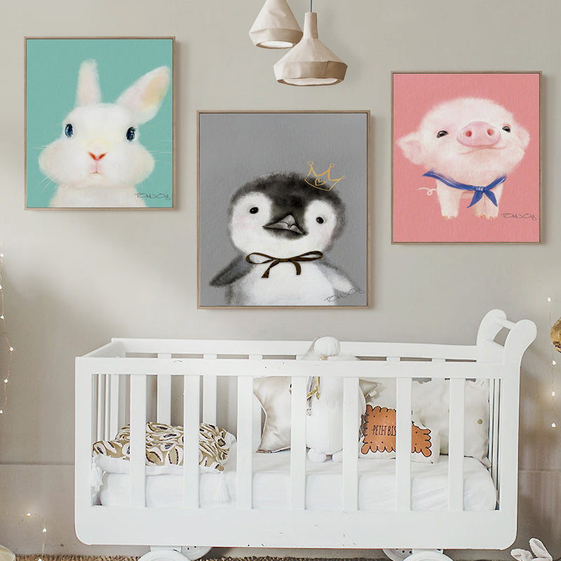 """Oh, cutie!"" Wall-Pictures for Room Decoration"