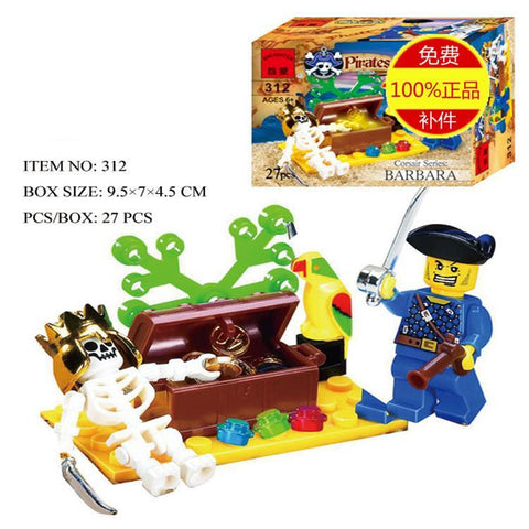 Image of Kids 27pcs Adventure Blocks Toys & Hobbies