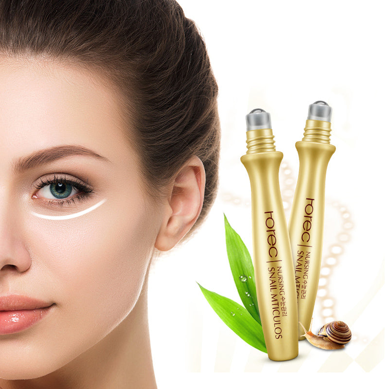 Anti-Wrinkle Snail Essence for Eyes - Wonderful Cream
