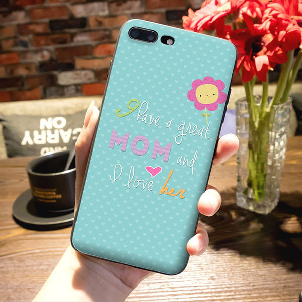 "Phone Case ""Super Mom"" for iPhone"