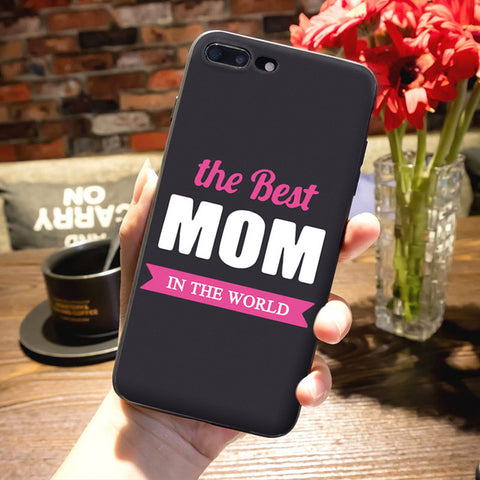 "Image of Phone Case ""Super Mom"" for iPhone"