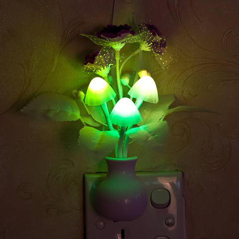 Image of Lovely Colorful LED Night Light