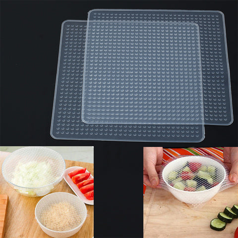 Image of Reusable Silicone Wrap
