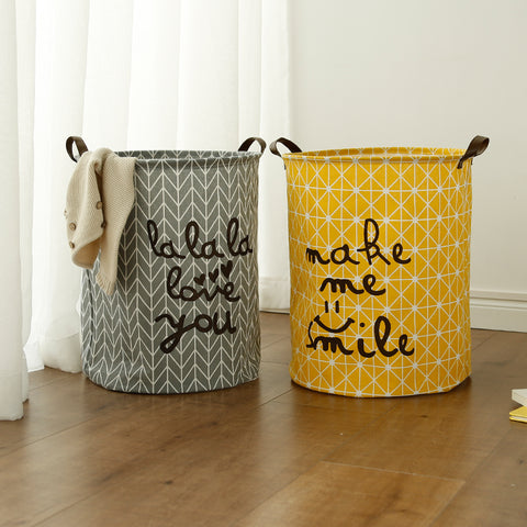 Image of Laundry/Toy Storage Baskets