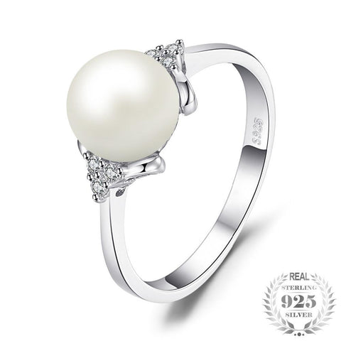 Image of Luxury Freshwater Cultured Pearl Ring