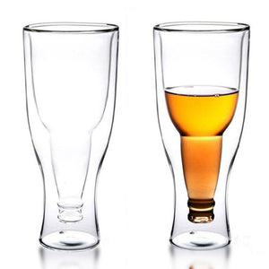 Upside Down Beer Mug (350 ml)