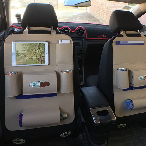 Image of The Brilliant Backseat Organizer