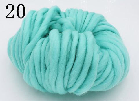 Image of 38 Meters Of Eco-Friendly Giant Yarn. (Perfect For DIY Projects!)