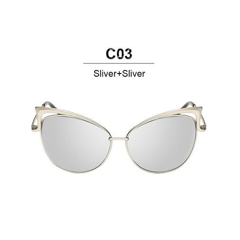 Cat Eye Luxury Sunglasses