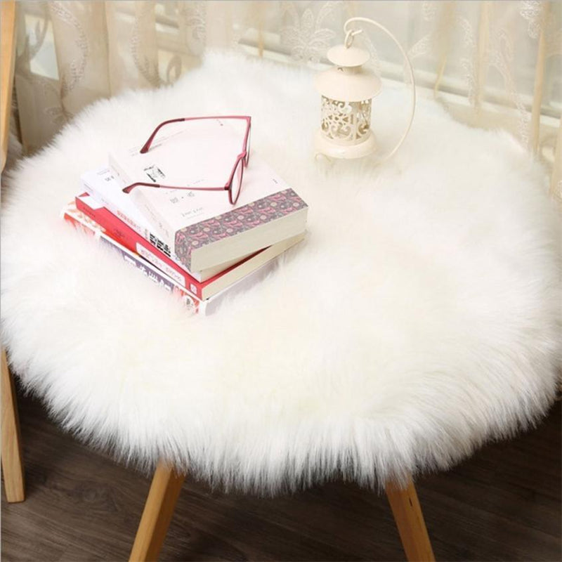 "Soft Artificial Sheepskin ""Coziness"""