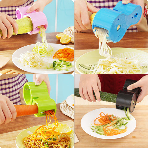 """Spiralize me"" Vegetable Slicer"