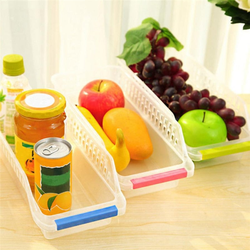 New Creative Kitchen Slide Shelf Rack