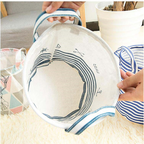 "Image of Laundry Basket for Storage ""LaLaLa Love"""