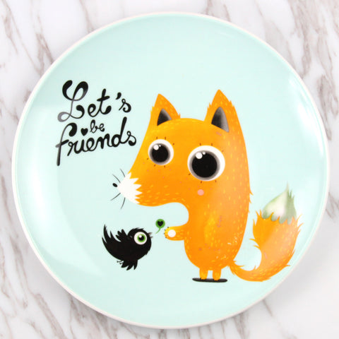 "Image of ""Friendship"" Ceramic Plates"