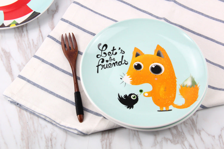 """Friendship"" Ceramic Plates"