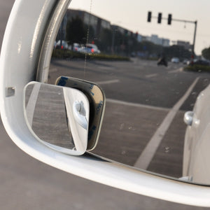 Small Round Mirror Car Rearview Mirror