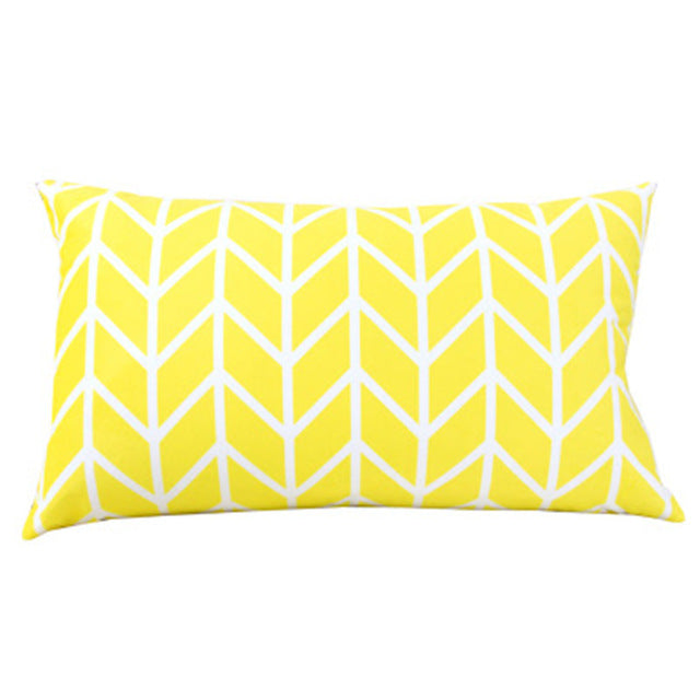 Rectangle Decorative Pillow Case