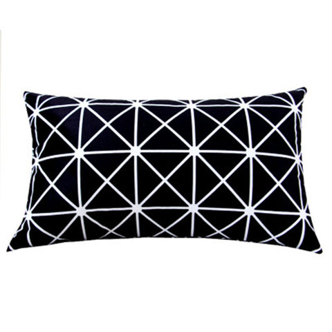 Image of Rectangle Decorative Pillow Case