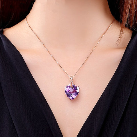 Image of High Quality Heart Shape Pendant