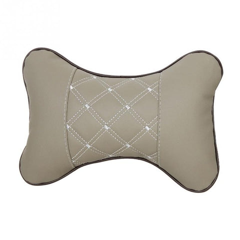 Car Headrest Breathe Seat Head Neck Rest Cushion