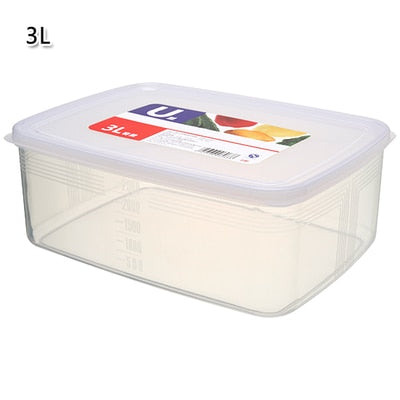 Transparent Plastic Fresh Box
