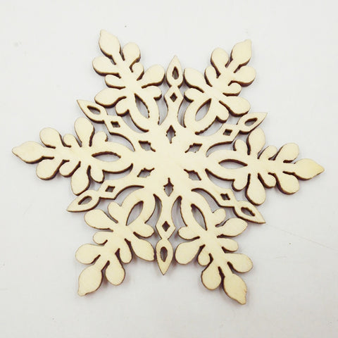Image of Christmas Tree Hanging Snowflake