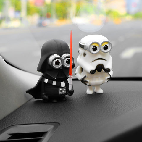 Car Decoration Cosplay Dolls for Star Wars