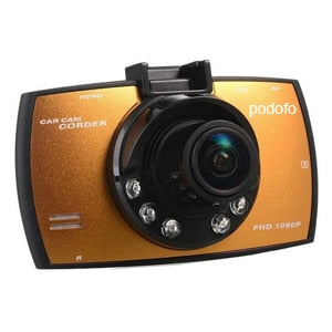 Car DVR Full HD 1080P 140 Degree Dashcam